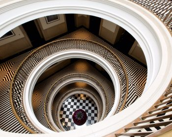 Staircase at the Edinburgh Grand